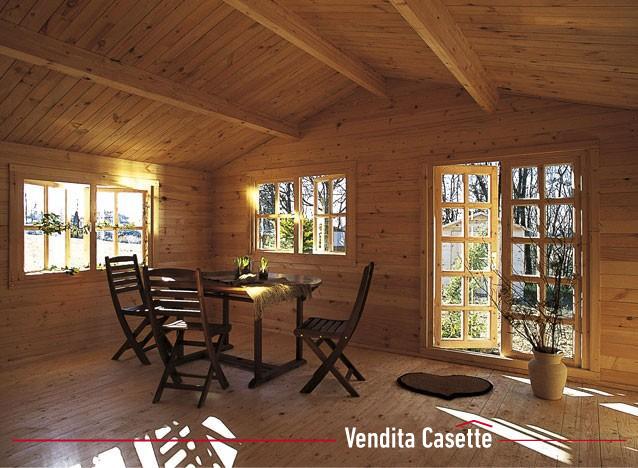 Casetta in legno milano 4x4 for Vendita palme da giardino prezzi